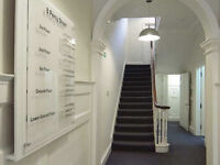 Co-Working * Percy Street - Oxford Circus - W1T * Shared Offices WorkSpace