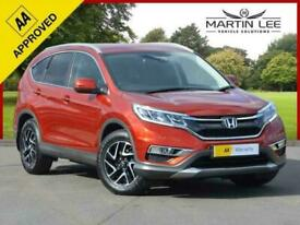 image for 2017 17 HONDA CR-V 2.0 I-VTEC SE PLUS NAVI 5D 153 BHP