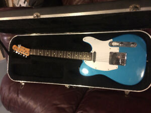 1989 Fender Telecaster Made in USA