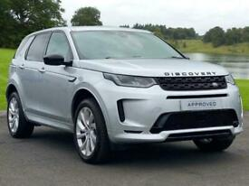 image for 2020 Land Rover NEW DISCOVERY SPORT D180 R-Dynamic HSE Diesel MHEV SUV Diesel Au