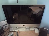 "2010 3.06GHz 21.5"" iMac - 4GB ram - 1TB hard drive NEEDS REPLACING! Otherwise fine!!"