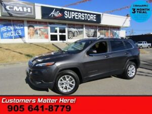 2014 Jeep Cherokee North  4X4 ALLOYS PWR-GROUP U-CONNECT