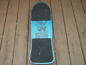 Vintage Dominion Brand Skateboard