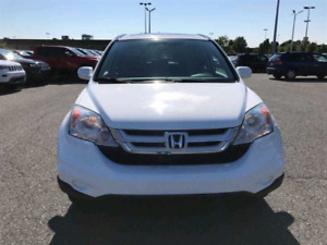 Honda crv 2011 4x4, leather, sunroof in mint condition