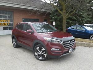 2016 Hyundai Tucson Limited ,LOW KM , BackUp Cam , CERTIFIED