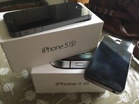 iPhone 4s 16GB and IPhone 5s 16GB