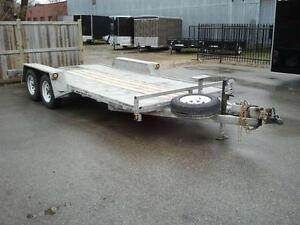 Car Hauler for RENT for $60/ day. Trailers for Sale or Rent