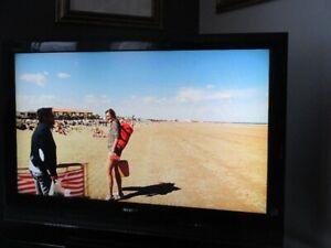 Téléviseur  à écran plat Sony Bravia de 40 pouces
