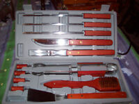 BBQ Cooking Tool Set New