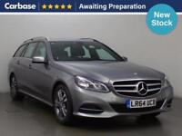 2014 MERCEDES BENZ E CLASS E220 BlueTEC SE 5dr 7G Tronic Estate