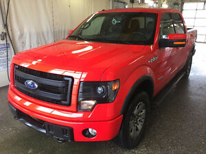 2013 Ford F-150 FX4 SuperCrew SWB