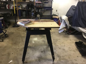 Craftsman's Radial Arm Saw