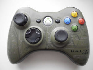 Xbox 360 Halo 3 Controller Brand New!