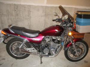 1983 Honda Nighthawk 650 (CB650SC)