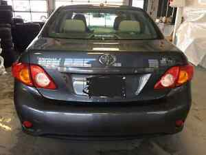 Wanted toyota 2009 Trunk lid