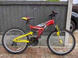 Boys 24 wheel bike