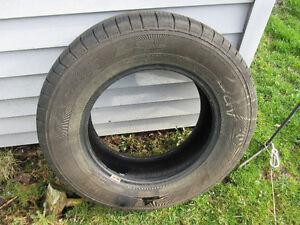 pneus16 pouces Goodwear été
