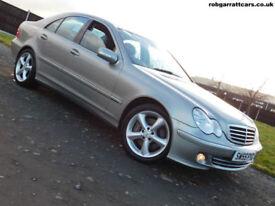 2006 Mercedes-Benz C CLASS C200 Kompressor AUTO Avantgarde SE