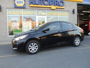 2012 Hyundai Accent GL Berline