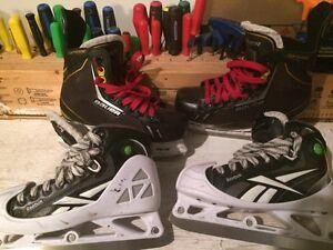 Hockey skates / goalie skates