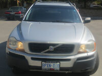 2004 Volvo XC90 Wagon $2,900 GREAT DEAL.Emigrating out of CANAD