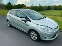 2012 62 Ford Fiesta 1.6 TDCi ( 95ps ) DPF ECOnetic Titanium 5dr 1 owner since