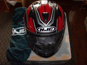 HJC IS-16 Full Face Motorcycle Street Helmet siz M