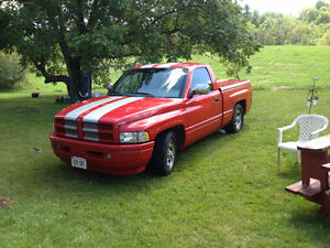 1995 Dodge Power Ram 1500 Sport Pickup Truck