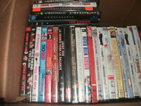dvds~~~ Movies and 2 Season