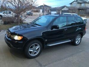 2002 BMW X5 4.4L