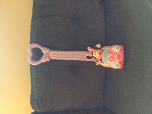 Fisher Price Minnie Mouse 2in1 Push Car