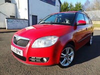 2010 Skoda Fabia 3 1.9TDI PD (105bhp) - One Owner with Full History - KMT Cars