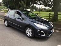 Peugeot 308 1.6HDi ( 92bhp ) FAP 2012 Access