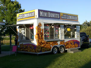 FOOD TRUCKS CONCESSION TRAILERS FOR SALE TORONTO