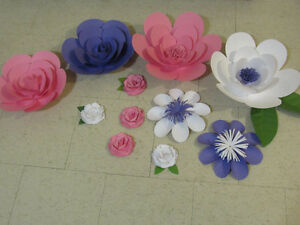 Wedding decoration- giant paper flowers Kitchener / Waterloo Kitchener Area image 6