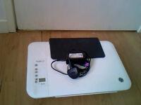 HP Deskjet 2540 Wireless Colour Printer & Scanner