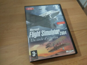 Microsoft Flight Simulator 2004 Un siècle d'aviation (CD-ROM)