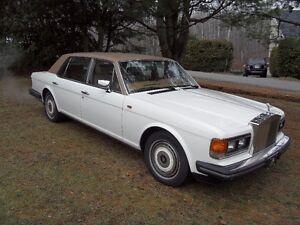 Rolls Royce Vente ou échange