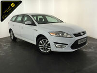 2011 FORD MONDEO ZETEC TDCI ESTATE FINANCE PX WELCOME