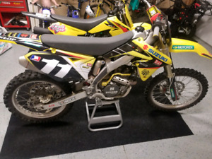 2011 rmz250 with ownership