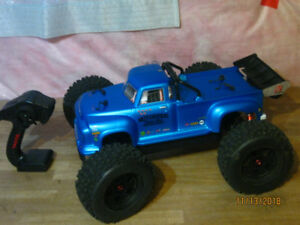 ARRMA Notorious RC Truck