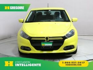 2013 Dodge Dart RALLYE TURBO GR ELECT MAGS BLUETOOTH CAMERA RECU