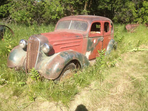 1936 Chevrolet Model 1219 for sale
