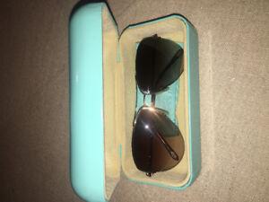 Tiffany Aviator Style Sunglasses
