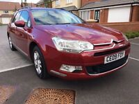 Citroen c5 estate 1.6 diesel