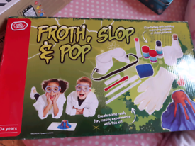 Chad Valley Froth, Slop & Pop Science Game