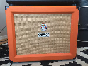 Orange PPC112 closed back guitar cab