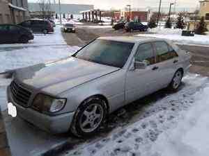 1992 Mercedes-Benz S420For sale