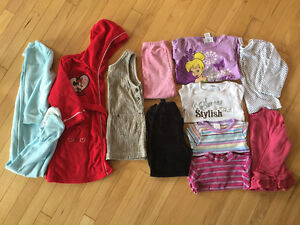 Girl's Size 3/3T Fall/Winter Clothing Lot