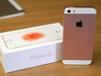 iPhone SE 16GB Rose Gold - UNLOCKED
